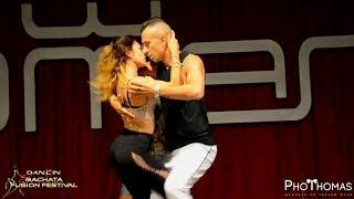 Riccardo y Silvia [Damn Your Eyes] @ Dancin Bachata Fusion Festival 2018