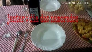 Jantar romântico : dia dos namorados estilo italiano parte #2 final