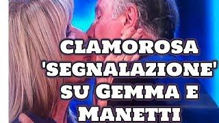 Uomini e Donne, Maurizio Costanzo: clamorosa 'segnalazione' su Gemma e Manetti | Wind Zuiden