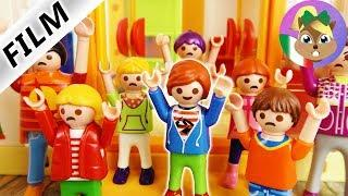 Playmobil film italiano| ULTIMO GIORNO ALL'ASILO PER JULIAN! | famiglia Vogel