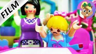 playmobil film italiano | MAESTRA CATTIVA A CASA DI HANNAH | famiglia Vogel
