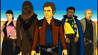 """HOW """"SOLO: A STAR WARS STORY"""" SHOULD HAVE ENDED"""