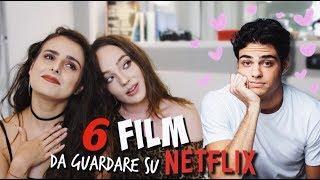 6 FILM ROMANTICI (ROM-COM) DA GUARDARE SU NETFLIX || K4U.
