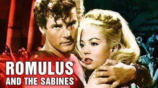 Romulus and The Sabines (1961) | Italian Comedy Film | Roger Moore, Mylene Demongeot