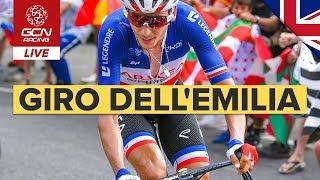 Giro dell'Emilia 2019 LIVE | Italian Autumn Classic | GCN Racing