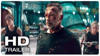 TERMINATOR 6 DARK FATE Final Trailer Official (NEW 2019) Arnold Schwarzenegger Movie HD