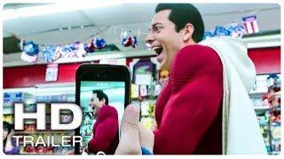 SHAZAM Final Trailer (NEW 2019) Superhero Movie HD