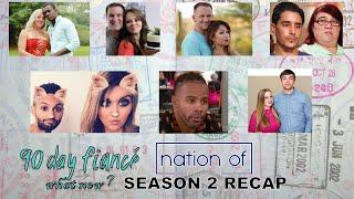 90 Day Fiance What Now Season Two Recap