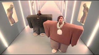 "Kanye West & Lil Pump ft. Adele Givens - ""I Love It"" (Official Music Video)"