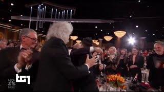TG1 VERGOGNOSO sui Queen e Bohemian Rhapsody ai Golden Globes