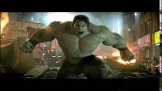 """""""L'incredibile Hulk""""  (2008) - Trailer Italiano"""