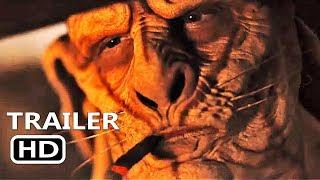 ROTTENTAIL Trailer (2019) Horror, Comedy Movie
