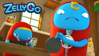 ZellyGo - Universal Coin 2 | HD Full Episodes | Funny Cartoons for Children | Cartoons for Kids