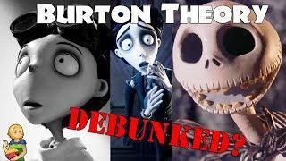 Tim Burton Theory - Fact or Fiction Analysis | TNBC | Corpse Bride | Frankenweenie