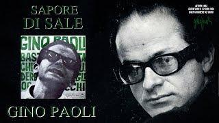 Sapore di sale - Gino Paoli / Audio remasterizado Single (1963) /Álbum (1964)