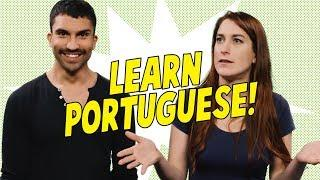 Portuguese vs. Spanish - Joanna Rants