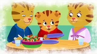 Daniel Tiger in Italiano Il compleanno di Daniel e Il picnic di Daniel HD Episodio Completa 122