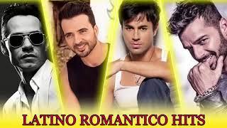 Latino romantico Hits Mix 2018 || Enrique Iglesias, Ricky Martin, Marc Anthony, Luis Fonsi