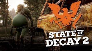 STATE OF DECAY 2 #49 | UMA EXPLORAÇÃO ARRISCADA COM O CASAL FAVORITO (Zumbi e Sobrevivência)