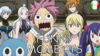 Fairy Tail [SUB-ITA] - FUNNY MOMENTS 30