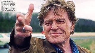 OLD MAN AND THE GUN | Trailer Italiano con Robert Redford nel suo Ultimo Film