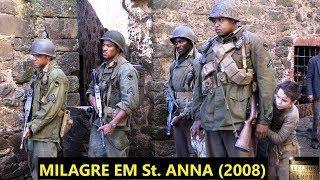 Milagre em St. Anna (2008), Filme de Guerra Completo, Dublado