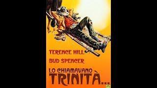 LO CHIAMAVANO TRINITA'  film completo in italiano