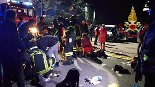 Ancona: 5 Teenager bei Massenpanik in Disco getötet