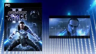 STAR WARS THE FORCE UNLEASHED COLLECTION [PC][MEGA][GOOGLE DRIVE][TORRENT]