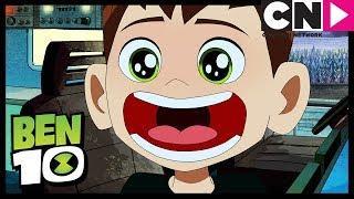 Il potere della fantasia | Ben 10 Italiano | Cartoon Network