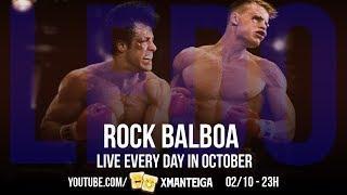 ROCKY BALBOA | BALBOA VS CREED! | LEDO