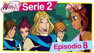 Winx Club - Serie 2 Episodio 8 - Il guasta feste [EPISODIO COMPLETO]