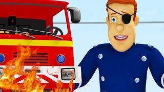 Nuovi Sam il Pompiere italiano ???? Sicuro con Sam! - Nuovi Episodi | 1 Ora ???? Cartoni animati