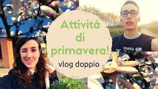 Spring has come! - Double vlog (SUB ITA)