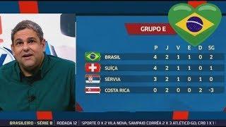 Quem se classifica em cada grupo da copa da Rússia  As análises e a decepção da Polonia 24 06 2018