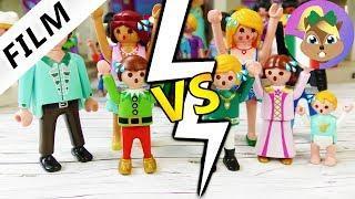 playmobil film italiano |Famiglia SCHNÖSELIGER VS famiglia SCHNÖSEL-chi è più ricco?|Famiglia Vogel