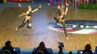 DISCO DANCE C.ITALIANO 2018 RIMINI VANESSA/GIULIA 7 CLASS.