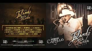Martin Castillo - Jalando La Banda (Disco Nuevo)