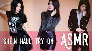 ASMR ita - ???? Try-On Haul (SHEIN and H&M) · Whispering