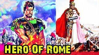Hero Of Rome (1964) | Eng Subs | Italian Sword And Sandal Film | Gordon Scott, Gabriella Pallotta