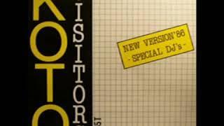 """Koto-Visitors new version, recomendado por """"Raúl el Tigre de la música HIGH ENERGY"""""""