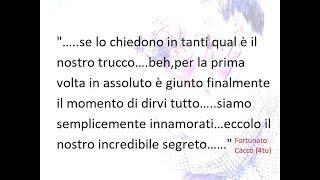 """La più bella canzone d'amore : """"Gli anni del nostro amore"""" di 4tu© (italian love music )"""