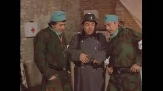 Lino Banfi. Il comandante è il piu' scoreggieto di tutt. Film 1977 italiano commedia