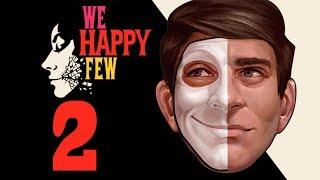 TANQUES DE PAPEL | WE HAPPY FEW episodio 2
