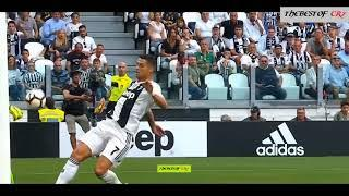 Amazing Cristiano Ronaldo Vs SS Lazio Roma [HD Video]