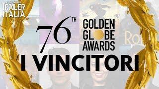 GOLDEN GLOBES 2019 - TUTTI I VINCITORI | Trionfo di Bohemian Rhapsody
