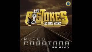 LOS PISTONES DE URIEL VALDEZ - ''PUROS CORRIDOS EN VIVO''(DISCO 2012)