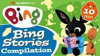 Bing Stories - Episodes 50-65 Compilation | Bing Episode Endings