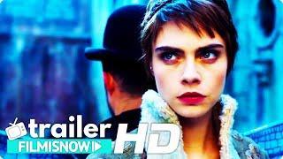 CARNIVAL ROW (2019) Teaser Trailer | Cara Delevigne Amazon Prime Fantasy Series ????