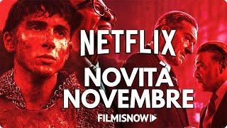 NETFLIX | Novità di NOVEMBRE 2019